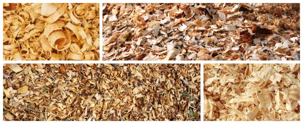 Сосновые опилки (тырса) для посадки и выращивания голубики